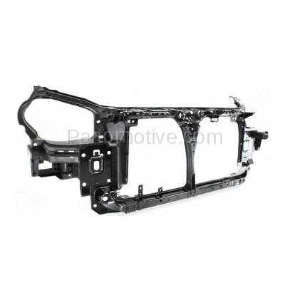 Aftermarket Replacement - RSP-1589 2002-2006 Nissan Altima (Base, S, SE, SE-R, SL) 2.5L/3.5L (Sedan 4-Door) Front Center Radiator Support Core Assembly Primed Plastic - Image 2