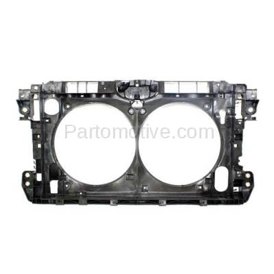 Aftermarket Replacement - RSP-1590 2007-2008 Nissan Altima (Base, Hybrid, S, SE, SL) 2.5L/3.5L (Coupe & Sedan) Front Radiator Support Core Assembly Primed Plastic - Image 1