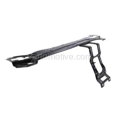 Aftermarket Replacement - RSP-1510 2002-2005 Mercedes-Benz C-Class C230/C320 (203 Chassis) Front Radiator Support Upper Crossmember Tie Bar Panel Primed Steel - Image 2