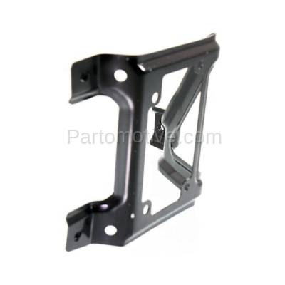 Aftermarket Replacement - RSP-1527 2010-2011 Mercedes-Benz E-Class (with Distronic Cruise Control) Front Radiator Support Center Hood Latch Lock Support Bracket Panel - Image 2