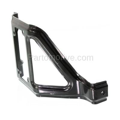 Aftermarket Replacement - RSP-1527 2010-2011 Mercedes-Benz E-Class (with Distronic Cruise Control) Front Radiator Support Center Hood Latch Lock Support Bracket Panel - Image 3