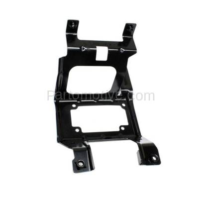 Aftermarket Replacement - RSP-1531 2014-2016 Mercedes-Benz E-Class (Models with Distronic Cruise Control) Front Radiator Support Center Bracket Strut Primed Made of Steel - Image 2