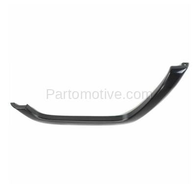 Aftermarket Replacement - FDF-1027R 97-01 Cherokee Rear Fender Flare Wheel Opening Molding Trim Right Passenger Side - Image 3