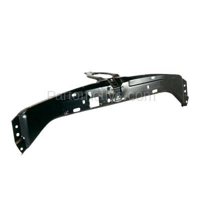 Aftermarket Replacement - RSP-1533 1996-1999 Mercedes-Benz E-Class (E300/E320/E420/E430/E55 AMG) Front Radiator Support Upper Crossmember Tie Bar Panel Steel - Image 2