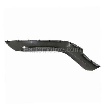 Aftermarket Replacement - FDF-1018L 05-07 Liberty Front Fender Flare Wheel Opening Molding Trim Left Driver Side NEW - Image 2