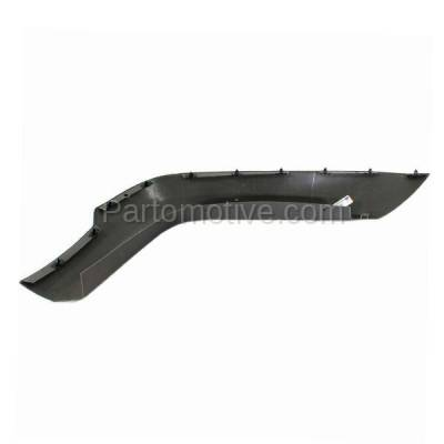 Aftermarket Replacement - FDF-1018R 05-07 Liberty Front Fender Flare Wheel Opening Molding Trim Right Passenger Side - Image 2