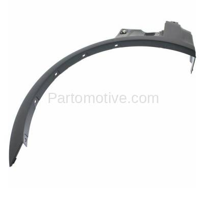 Aftermarket Replacement - FDF-1008L 04-06 X5 Front Fender Flare Wheel Opening Molding Trim Arch Left Driver Side NEW - Image 2