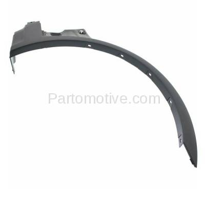 Aftermarket Replacement - FDF-1008R 04-06 X5 Front Fender Flare Wheel Opening Molding Trim Arch Right Passenger Side - Image 2
