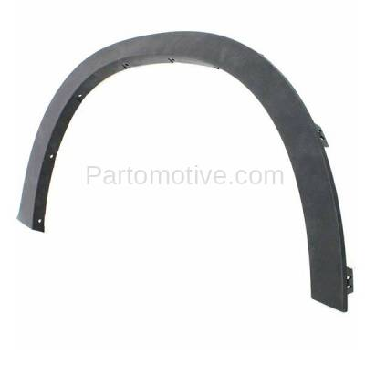 Aftermarket Replacement - FDF-1009R 07-13 X5 Front Fender Flare Wheel Opening Molding Trim Arch Right Passenger Side - Image 2