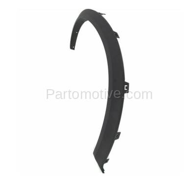 Aftermarket Replacement - FDF-1004L 07-13 X5 E70 Front Fender Flare Wheel Opening Molding Trim Arch Left Driver Side - Image 2