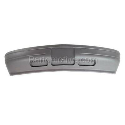 Aftermarket Replacement - BUC-1793FC CAPA 95-05 Chevy Astro Van Front Bumper Cover Assy Textured GM1000506 15722925 - Image 1