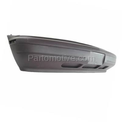 Aftermarket Replacement - BUC-1793FC CAPA 95-05 Chevy Astro Van Front Bumper Cover Assy Textured GM1000506 15722925 - Image 2