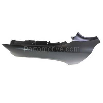 Aftermarket Replacement - FDR-1221LC CAPA 2011-2019 Dodge Durango (3.6 & 5.7 Liter V6/V8 Engine) Front Fender Quarter Panel Primed Steel Left Driver Side - Image 3