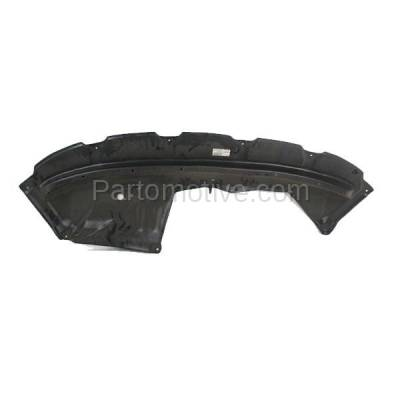 Aftermarket Replacement - ESS-1630 07-10 Sienna Front Engine Splash Shield Under Cover Guard TO1228144 5144108020 - Image 2