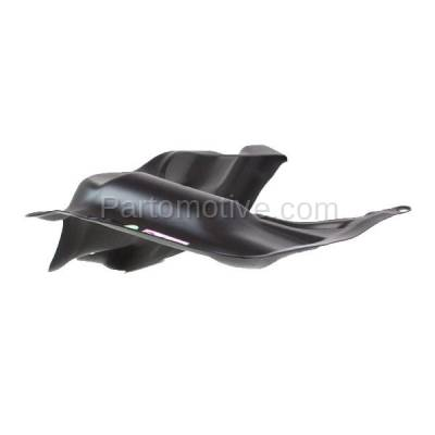 Aftermarket Replacement - ESS-1636L 09-14 Matrix Front Engine Splash Shield Under Cover Cover Driver Side TO1228150 - Image 2