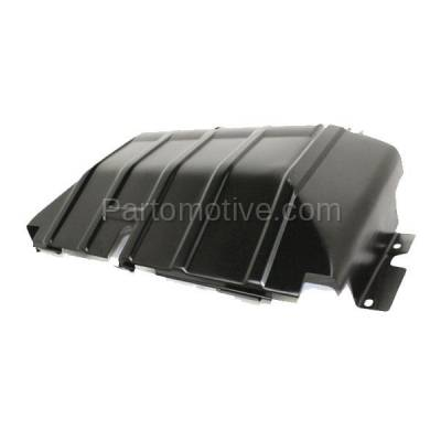 Aftermarket Replacement - ESS-1640 92-96 960 & 97-98 S90 Front Engine Splash Shield Under Cover VO1228112 94477270 - Image 1