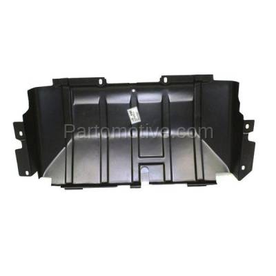 Aftermarket Replacement - ESS-1640 92-96 960 & 97-98 S90 Front Engine Splash Shield Under Cover VO1228112 94477270 - Image 3