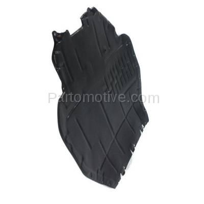 Aftermarket Replacement - ESS-1658 99-06 Golf Diesel Front Engine Splash Shield Under Cover Manual Trans. VW1228106 - Image 2