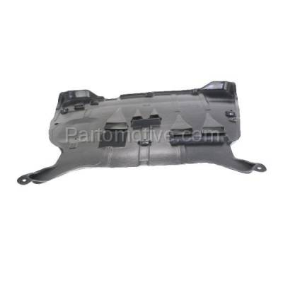 Aftermarket Replacement - ESS-1644 01-09 S60 & V70 Front Engine Splash Shield Under Cover Guard VO1228107 86246642 - Image 1