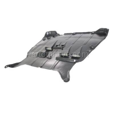 Aftermarket Replacement - ESS-1644 01-09 S60 & V70 Front Engine Splash Shield Under Cover Guard VO1228107 86246642 - Image 2