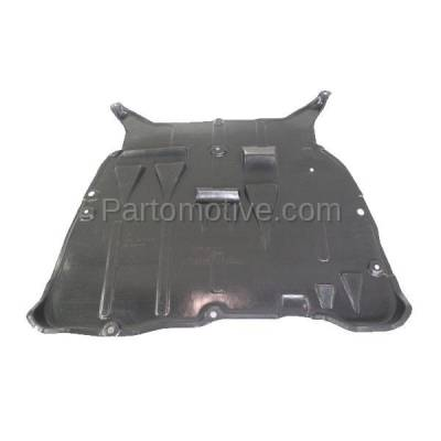 Aftermarket Replacement - ESS-1644 01-09 S60 & V70 Front Engine Splash Shield Under Cover Guard VO1228107 86246642 - Image 3