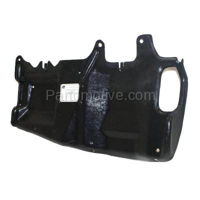 Aftermarket Replacement - ESS-1645L 00-04 S40 Engine Splash Shield Under Cover Panel Driver Side VO1228102 308896497 - Image 2