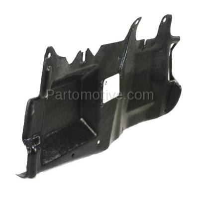 Aftermarket Replacement - ESS-1645L 00-04 S40 Engine Splash Shield Under Cover Panel Driver Side VO1228102 308896497 - Image 3