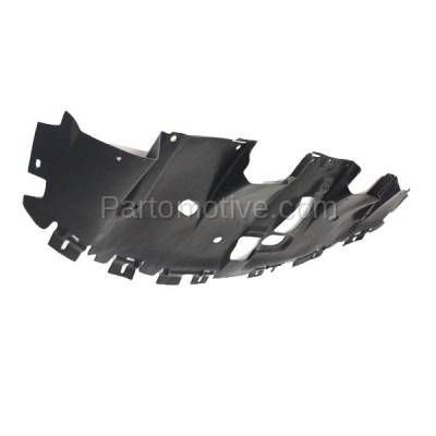 Aftermarket Replacement - ESS-1646 01-04 S40 Front Lower Engine Splash Shield Under Cover Panel VO1228101 308837343 - Image 1