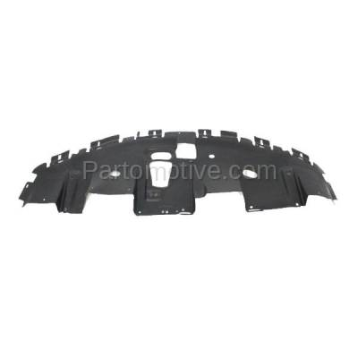 Aftermarket Replacement - ESS-1646 01-04 S40 Front Lower Engine Splash Shield Under Cover Panel VO1228101 308837343 - Image 2
