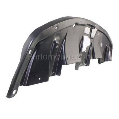 Aftermarket Replacement - ESS-1647 2000 S40 Front Lower Engine Splash Shield Under Cover Panel VO1228100 308084748 - Image 1