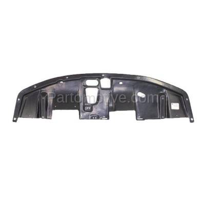 Aftermarket Replacement - ESS-1647 2000 S40 Front Lower Engine Splash Shield Under Cover Panel VO1228100 308084748 - Image 2