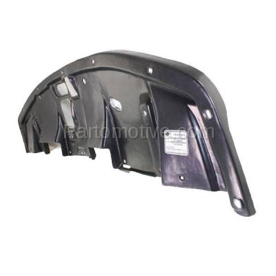 Aftermarket Replacement - ESS-1647 2000 S40 Front Lower Engine Splash Shield Under Cover Panel VO1228100 308084748 - Image 3