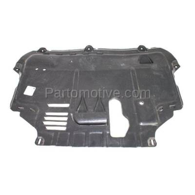 Aftermarket Replacement - ESS-1648 04-11 S40 & 08-13 C30 Front Engine Splash Shield Under Cover VO1228104 307938704 - Image 2