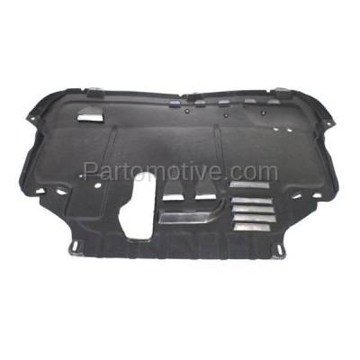 Aftermarket Replacement - ESS-1648 04-11 S40 & 08-13 C30 Front Engine Splash Shield Under Cover VO1228104 307938704 - Image 3