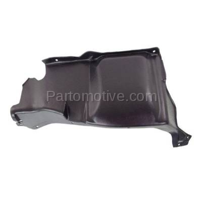Aftermarket Replacement - ESS-1653L 98-07 Beetle Front Engine Splash Shield Under Cover Guard Driver Side VW1228124 - Image 2