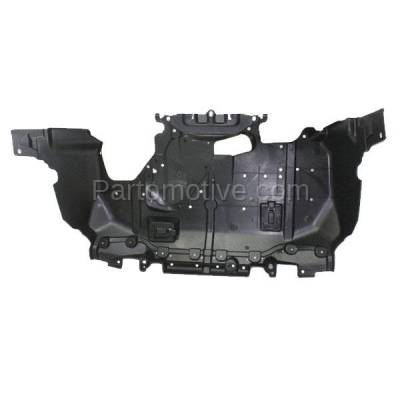 Aftermarket Replacement - ESS-1557 09-13 Forester Turbo Front Engine Splash Shield Under Cover SU1228107 56410SC001 - Image 1