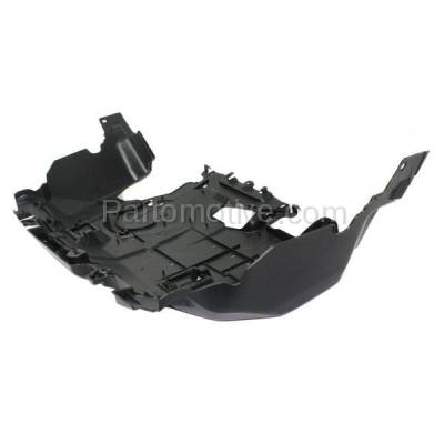 Aftermarket Replacement - ESS-1557 09-13 Forester Turbo Front Engine Splash Shield Under Cover SU1228107 56410SC001 - Image 2