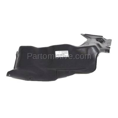 Aftermarket Replacement - ESS-1626L 09-13 Corolla Engine Splash Shield Under Cover Japan Built Driver Side TO1228154 - Image 1