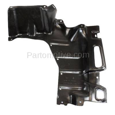 Aftermarket Replacement - ESS-1574L 01-03 Prius Engine Splash Shield Under Cover LH Driver Side TO1228160 5144247010 - Image 1