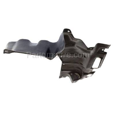 Aftermarket Replacement - ESS-1574L 01-03 Prius Engine Splash Shield Under Cover LH Driver Side TO1228160 5144247010 - Image 2