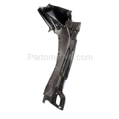 Aftermarket Replacement - ESS-1574L 01-03 Prius Engine Splash Shield Under Cover LH Driver Side TO1228160 5144247010 - Image 3