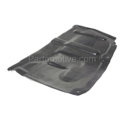 Aftermarket Replacement - ESS-1625L 06-12 RAV4 3.5L Front Engine Splash Shield Under Cover Guard Left Side TO1228163 - Image 2