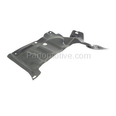 Aftermarket Replacement - ESS-1579L 01-05 RAV4 Engine Splash Shield Under Cover w/Auto Trans. Driver Side TO1228124 - Image 2