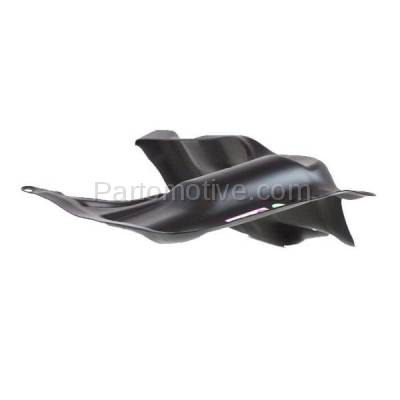 Aftermarket Replacement - ESS-1636R 09-14 Matrix Front Engine Splash Shield Under Cover Cover Right Side TO1228151 - Image 2