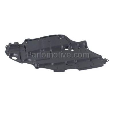 Aftermarket Replacement - ESS-1609L 07-11 Camry Engine Splash Shield Under Cover LH Driver Side TO1228170 5144206100 - Image 2