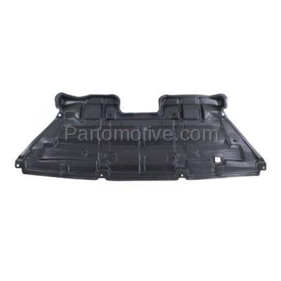 Aftermarket Replacement - ESS-1604 09-10 Highlander 2.7L Front Engine Splash Shield Under Cover Undercar 514410E050 - Image 1