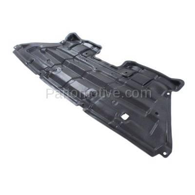 Aftermarket Replacement - ESS-1604 09-10 Highlander 2.7L Front Engine Splash Shield Under Cover Undercar 514410E050 - Image 2