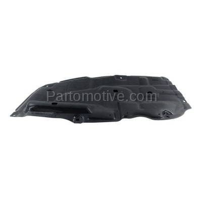 Aftermarket Replacement - ESS-1611R 11-12 Avalon Front Engine Splash Shield Under Cover Guard Right Side TO1228173 - Image 2
