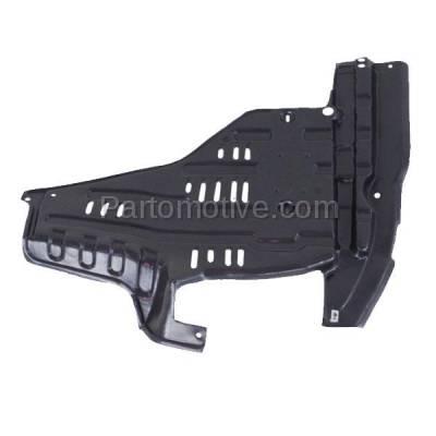 Aftermarket Replacement - ESS-1564L 07-09 SX4 Engine Splash Shield Under Cover Left Driver Side SZ1228108 7239280J00 - Image 1