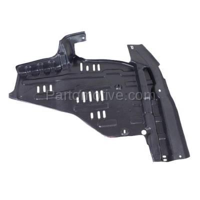 Aftermarket Replacement - ESS-1564L 07-09 SX4 Engine Splash Shield Under Cover Left Driver Side SZ1228108 7239280J00 - Image 2